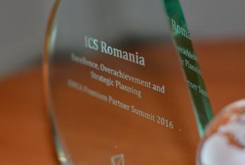 Intergraph câştigă premiul pentru Excellence, Overachivement and Strategic Planning